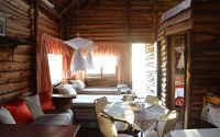 Cosy Cabin (5 sleeper)